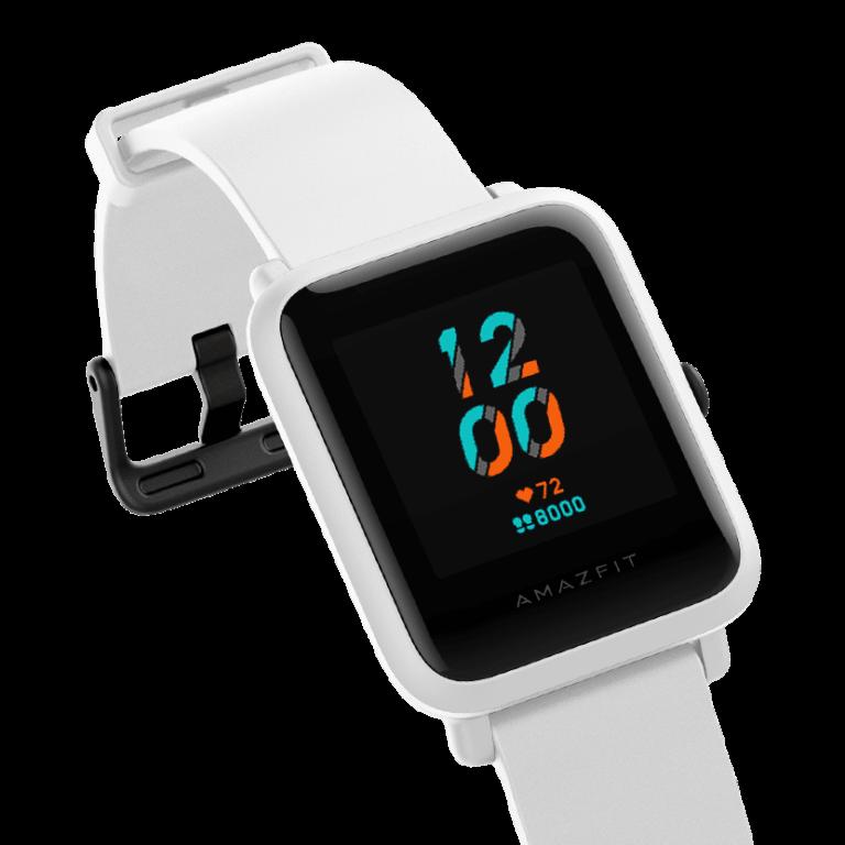 Смарт-часы Huami Amazfit Bip S модель 2020 года.