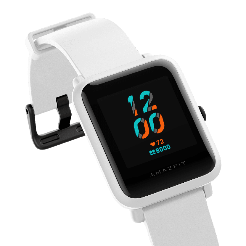 Smart watch Huami Amazfit Bip's model for 2020.