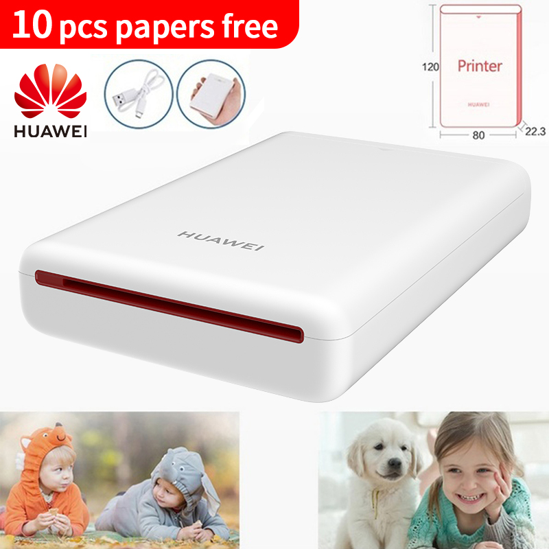 Portable photo printer Zink AR 300dpi Huawei Honor